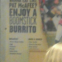 Photo taken at Qdoba Mexican Grill by Jill S. on 1/4/2013