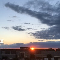 Photo taken at Thompson Field by natalyn on 10/1/2016