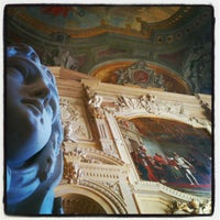 Photo taken at Palazzo Reale by Valerio M. on 1/18/2013