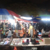 Photo taken at Pasar Malam Kepong Baru (Sunday) by KC L. on 4/21/2013