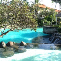 Photo taken at The Laguna, a Luxury Collection Resort & Spa, Nusa Dua, Bali by Victor S. on 3/24/2013