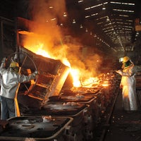 Photo taken at Columbia Steel Casting Co., Inc. by Columbia Steel Casting Co., Inc. on 9/9/2013