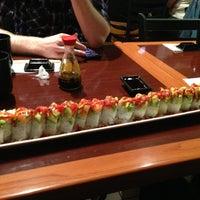 Photo taken at Sushi Bang by Ben W. on 4/6/2013