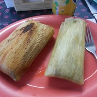 Photo taken at Tamales Garibay by infamous c. on 4/17/2013