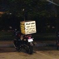 Photo taken at كباب الضيافة by Fatima A. on 8/3/2013