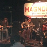 Photo taken at Magnolia Motor Lounge by Deven K. on 11/28/2012