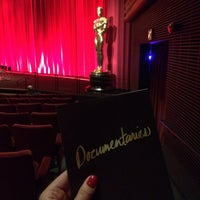 Photo taken at Samuel Goldwyn Theater by Heather M. on 2/25/2016