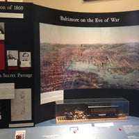 Photo taken at Baltimore Civil War Museum at President Street Station by Hakim W. on 9/29/2012