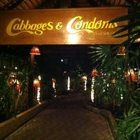 Photo taken at Cabbages and Condoms by Tim816 on 12/10/2012