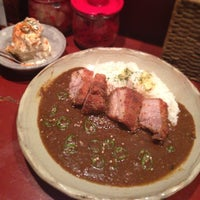 Photo taken at ふら~っと。カレー店 プコ家 by なかにん ☆. on 6/17/2013