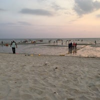Photo taken at Pantai Seri Cahaya Port Dickson by Eayka A. on 12/19/2015