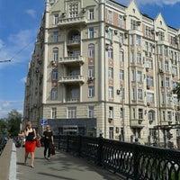 Photo taken at Департамент информационных технологий города Москвы by Moskvina E. on 7/19/2013
