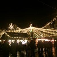 Photo taken at Mainzer Weihnachtsmarkt by Rhein M. on 12/21/2012