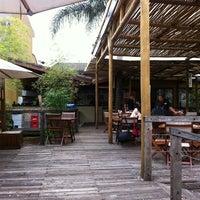 Photo taken at The Garden Sushi Bar by Rodrigo M. on 1/19/2013