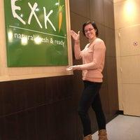 Photo taken at EXKi by Nathalie B. on 1/16/2014
