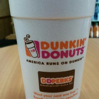 Photo taken at Dunkin Donuts by Nevada J. on 9/30/2014