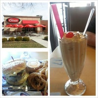 Photo taken at Gino's Burgers & Chicken by Jomo B. on 4/4/2013