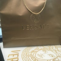 Photo taken at VERSACE by Mjeed S. on 8/10/2016