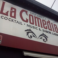 Photo taken at La Comedia by Daniel G. on 3/25/2014