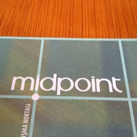 Photo taken at Midpoint by Onur G. on 4/22/2013