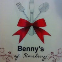 Photo taken at Benny's by Jessica W. on 1/6/2013