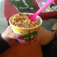 Photo taken at Crazy Good Yogurt by Celest S. on 3/10/2013