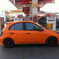 Photo taken at Shell by ReviewbyBiere .. on 2/10/2013