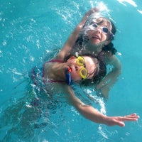 Photo taken at Castle Rock Community Recreation Center Leisure Pool by Tara L. on 3/24/2014