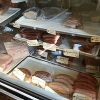 Photo taken at Porter Road Butcher by Whitney R. on 9/1/2013