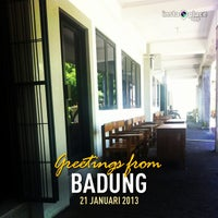Photo taken at Kampus TI - Fakultas Teknik Universitas Udayana by Babiez P. on 1/21/2013
