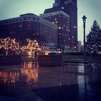 Photo taken at Pere Marquette Park by Steven F. on 12/20/2012