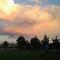 Photo taken at Nevada Trails Park by Aldemio M. on 8/29/2013