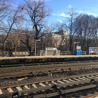 Photo taken at Metro North - Woodlawn Train Station by Ernesto M. on 1/10/2013