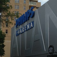 Photo taken at Philips Arena by Beth 3. on 4/17/2013