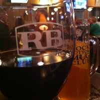 Photo taken at Rock Bottom Restaurant & Brewery by Jessica B. on 3/13/2013