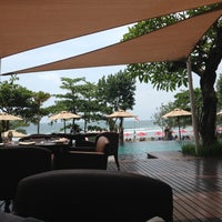 Photo taken at Anantara Seminyak Bali Resort & Spa by Jerry G. on 12/16/2012