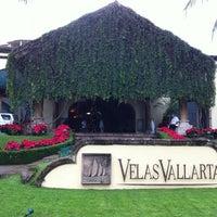 Photo taken at Velas Vallarta by Javier C. on 1/2/2013