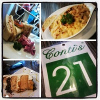 Photo taken at Conti's by Kim U. on 6/12/2013