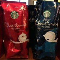 Photo taken at Starbucks by Lisa A. on 12/19/2012