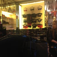 Photo taken at Agent Provocateur by Margarita D. on 4/25/2013