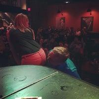 Photo taken at Blue Moon Piano Bar by tony b. on 5/10/2014