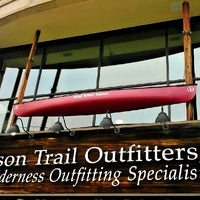 Photo taken at Hudson Trail Outfitters, Ltd. (HTO) by Christian R. on 3/22/2014