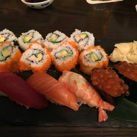 Photo taken at Naniwa Sushi & More by Evgeny B. on 5/9/2016