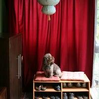 Photo taken at Lushes Curtains LLC by Joe U. on 11/22/2012