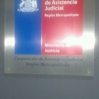 Photo taken at Corporación de Asistencia Judicial by Camila C. on 3/18/2013