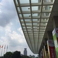 Photo taken at Shanghai International Convention Center by Zhiwen Y. on 8/19/2016