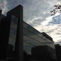 Photo taken at World Bank J Building by Zhiwen Y. on 8/22/2013