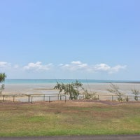 Photo taken at East Point Reserve by Paul T. on 11/8/2014