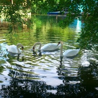 Photo taken at Gorky Park by Татьяна Г. on 7/17/2013