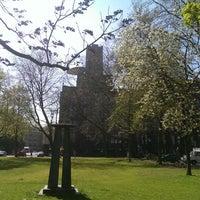 Photo taken at Moreelsepark by Wim d. on 5/5/2013